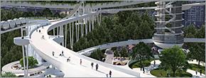 Hamilton architects propose futuristic green tower