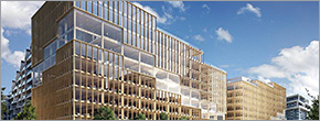 Toronto wood office building aspires to be tallest in North America