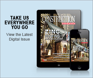 Take us everywhere you go | Construction Canada — May 2019