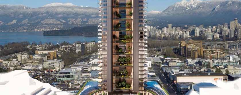 B.C. developer proposes world's tallest timber tower