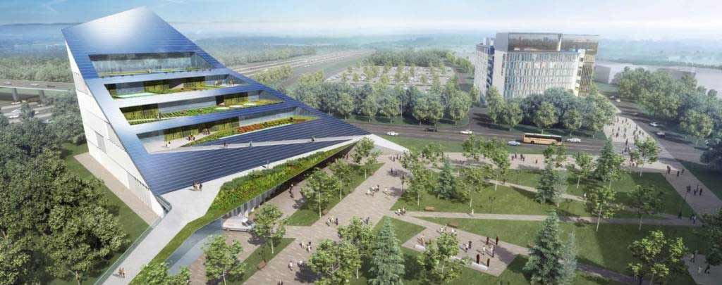 Canada's first net-zero vertical farm proposed for Toronto