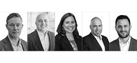 EllisDon appoints new executives to its management team