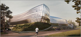3XN designs the Olympic committee a new HQ
