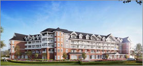 Hamilton mid-rise features 'smart-living' for senior residents