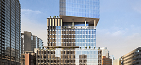 Vancouver's tallest office tower breaks ground