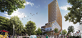 Winning Montréal project a beacon for sustainable design