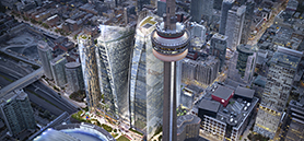 New mixed-use project in Toronto could be the city's largest