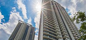 World's tallest modular buildings top off