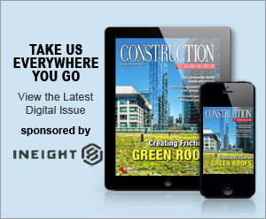 Take us everywhere you go | Construction Canada — October 2019