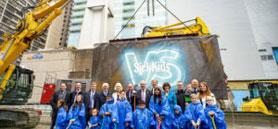 Ground breaks on SickKids redevelopment project
