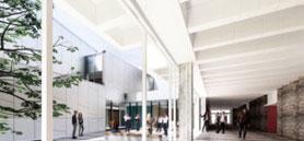 Diamond Schmitt reimagines Ontario university arts facility