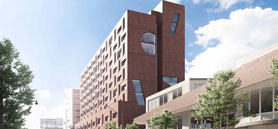 Toronto university proposes 10-storey graduate residence