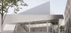 Manitoba university gets $2.5M for new concert hall