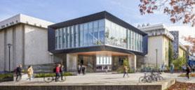 Revitalized biosciences complex opens at B.C. university