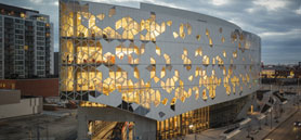 Calgary library wins AIA award