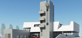 Vancouver fire hall first to achieve zero carbon certification