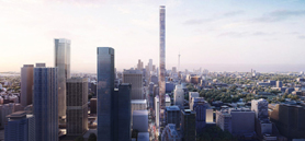 Herzog & de Meuron and Quadrangle to design Canada's tallest skyscraper
