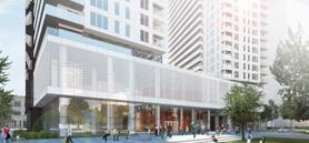 Montréal launches architecture competition for the Peter-McGill Centre