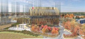 Diamond Schmitt designs new York University campus