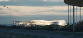 MAD reveals design for 2024 Paris Olympics' Aquatic Centre