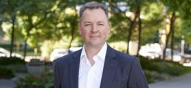 Derek Newby is the new principal at Diamond Schmitt