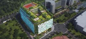 B+H Architects reveal design for landmark hospital in China