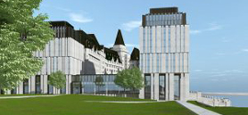 Heritage Ottawa approves new design for Chateau Laurier addition