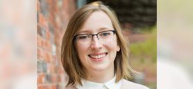 Samantha Menard wins 2020 Emerging Green Leader Award