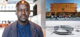 David Adjaye wins the 2021 Royal Gold Medal for Architecture