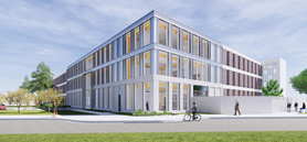 Ontario university breaks ground on all-new design centre