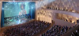 Diamond Schmitt to design new Fredericton Performing Arts Centre