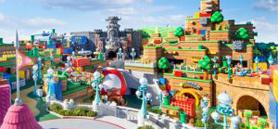 Super Nintendo World theme park set to open in Japan