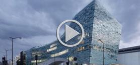 Snøhetta designs Le Monde Group's Paris HQ in a translucent, dynamic façade