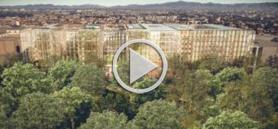Historical HQ of Italian energy company reimagined
