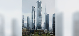 Frank Gehry revises design of supertall Toronto towers