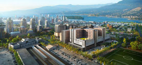 Stantec and HDR selected to design new Vancouver hospital