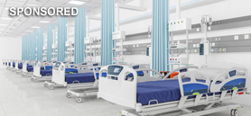 Building comfortable spaces for health care heroes with acoustical panels