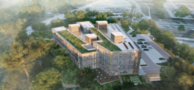 ZAS unveils wood-based, net-zero carbon design for new TRCA HQ
