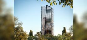 New 34-storey tower to create urban edge for redeveloping Toronto neighbourhood