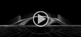 Zaha Hadid Architects designs 3D printed concrete bridge for Venice Biennale