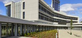 Baird Sampson Neuert designs new bioclimatic building