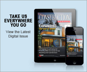 Take us everywhere you go   Construction Canada — December 2019