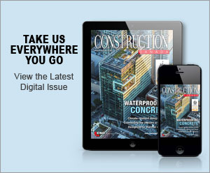 Take us everywhere you go | Construction Canada — January 2020