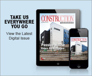 Take us everywhere you go | Construction Canada — May 2020