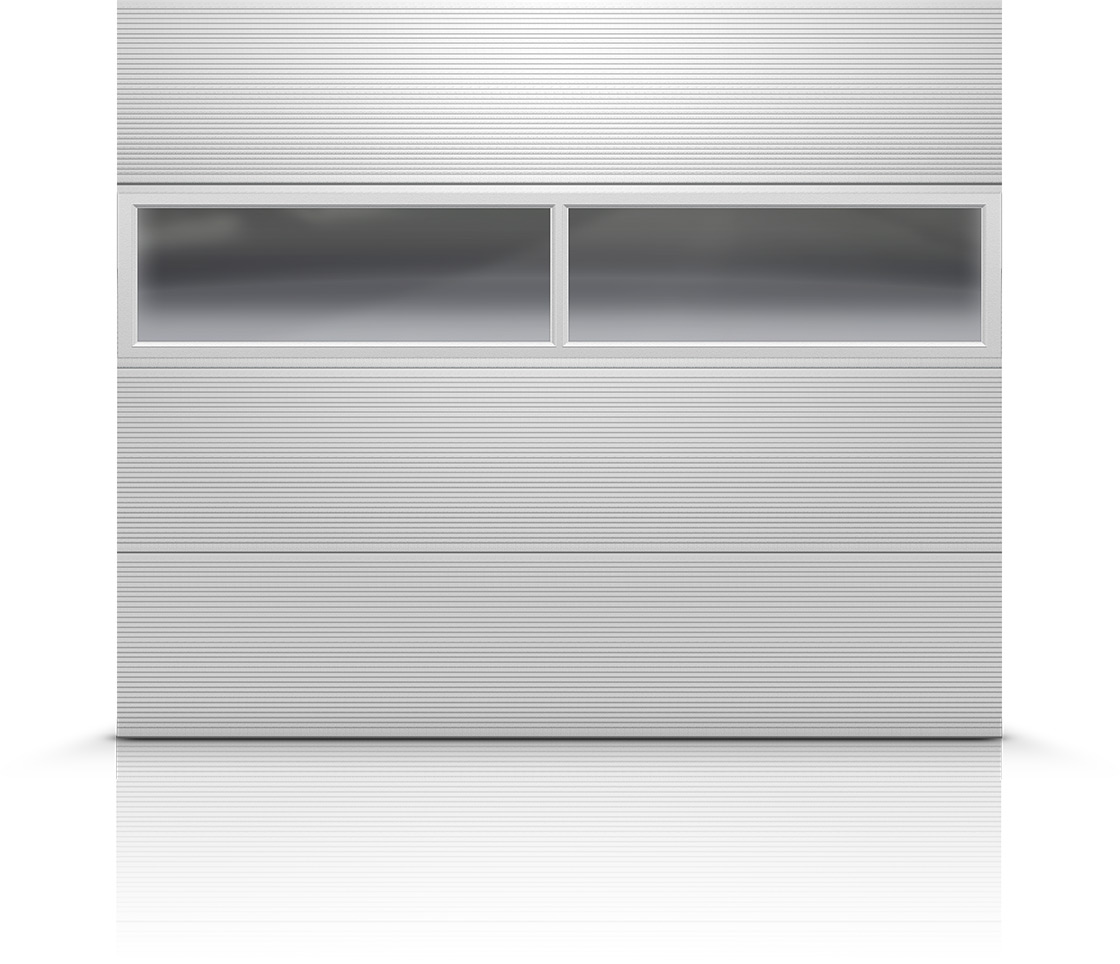 Thermatite Series Sectional insulated steel doors