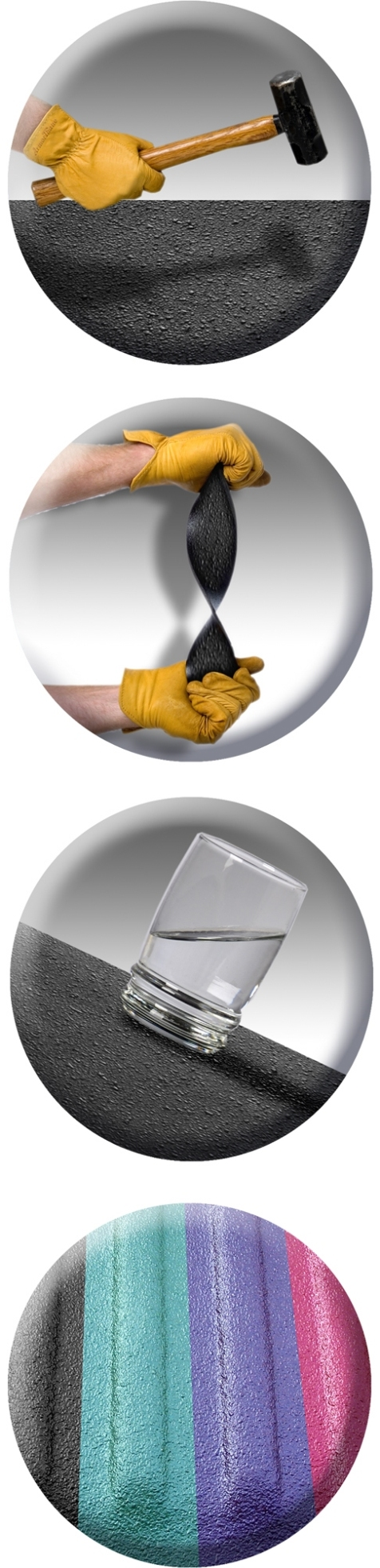 ArmorThane Polyurethane and Polyurea Spray Coatings