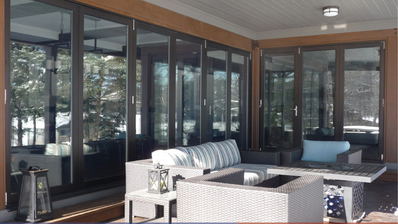 Commdoor Sliding and Bi-Fold Doors