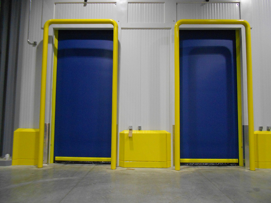 Turbo-Seal® Insulated Energy-efficient Door