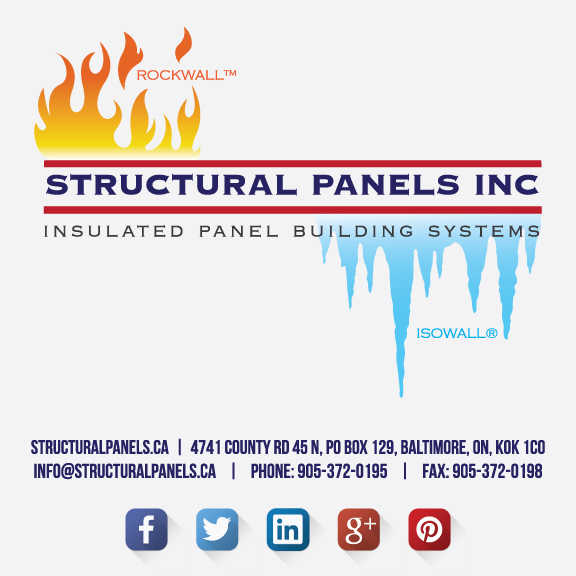 Insulated & Fire-Rated Metal Building Panels