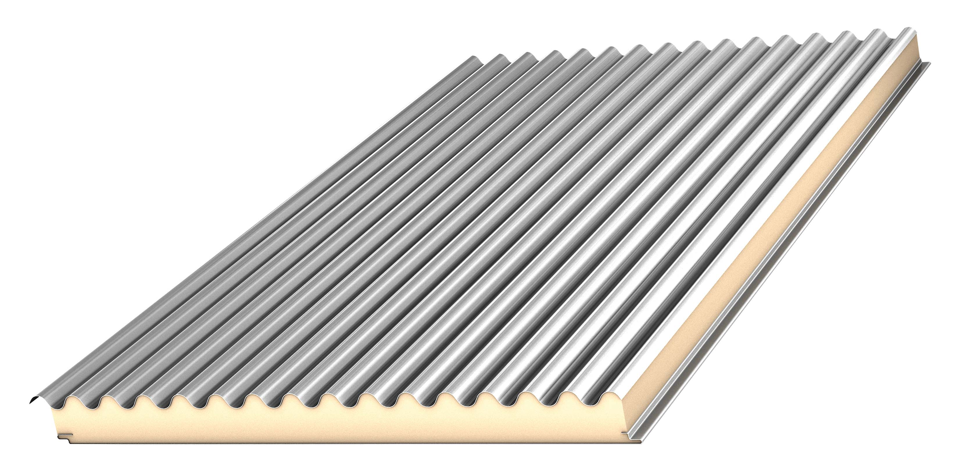 CW36 Corrugated Wall and Roof Panels